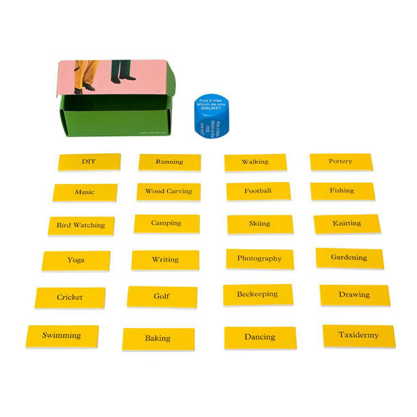 Active Minds Hobbies Link and Think Dementia Game